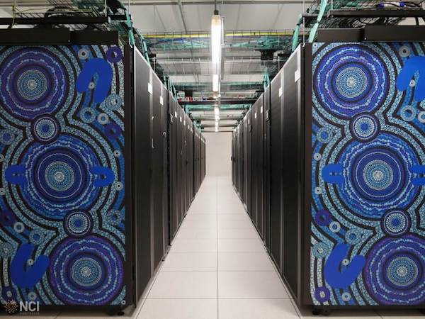 Gadi supercomputer
