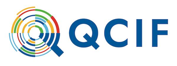 QCIF logo